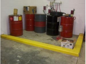 Spill Prevention Control and Countermeasures Plan (SPCCP)