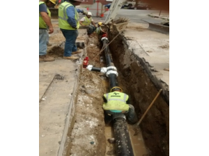 On-Call Water Contract 1262 East Baltimore Midway Neighborhood and Vicinity - Water Main Replacement