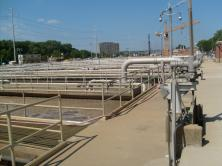 Arlington County Water Pollution Control Plant